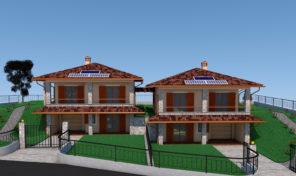 Ville di nuova costruzione Gignese